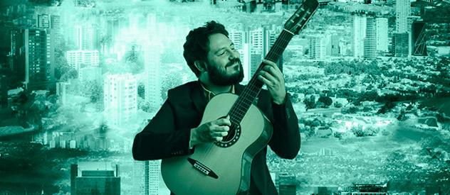 El Kanka, el más rumbero de los cantautores...