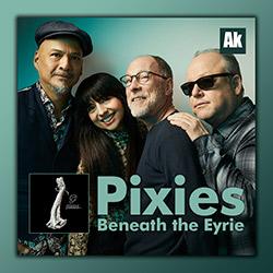 Beneath the Eyrie, la última entrega de Pixies, ampliar